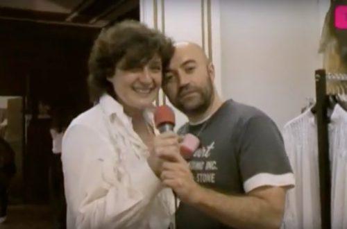 El vestidor de Carlitos y Patricia