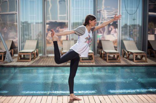 Hard Tail o el estilo del yoga llevado a la calle