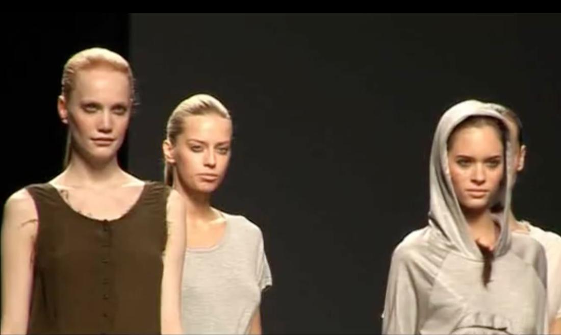 080 Barcelona Fashion 2008