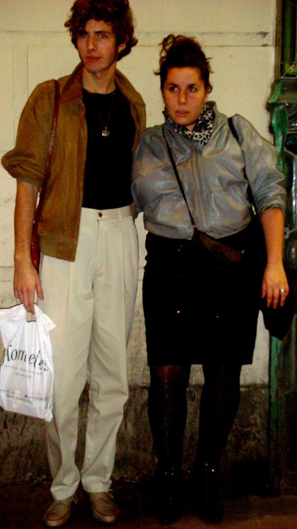 Pantalones altos chicos (Raval)