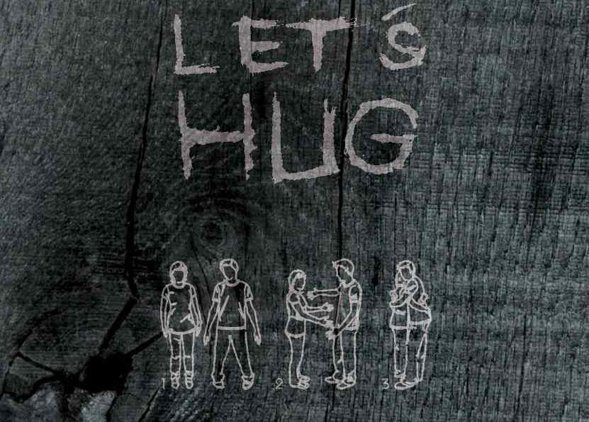 Let's Hug by Le Coq Sportif