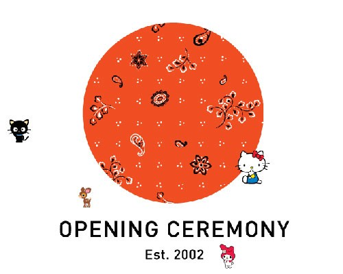 Opening Ceremony + Uniqlo?