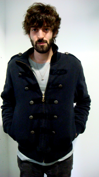 Jacket with a button (Madrid)