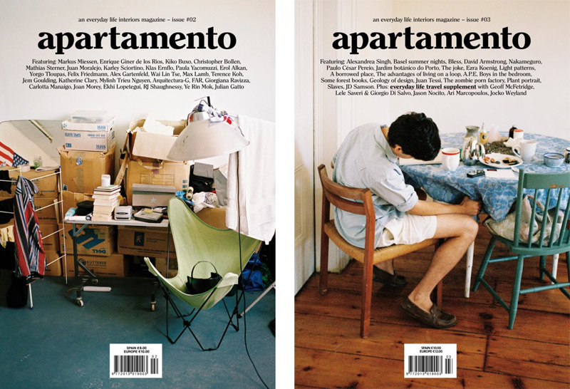 Revista Apartmento Magazine