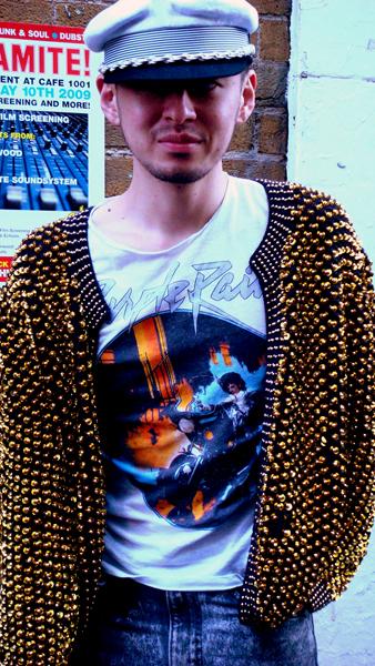 Amazing jacket (Bricklane)