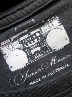 Junior Massive, a Australia hemos de ir.