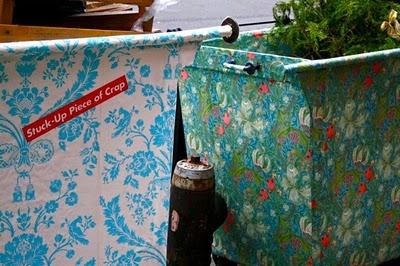 Rediseñando los contenedores de basura