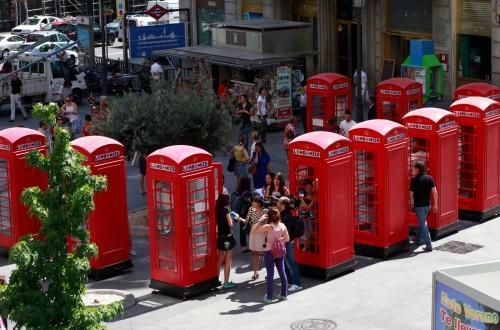 London, london, london!