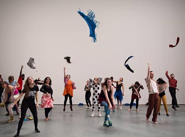 MOMA abriendo puertas (Nueva York)