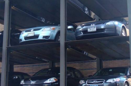 Parking cars (NY)