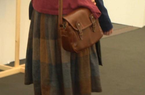 Leather bag (London)