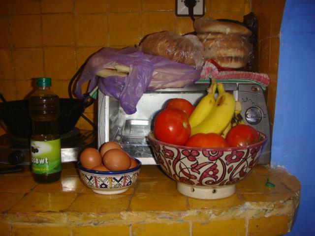 Chauoen Breakfast (Moroco)