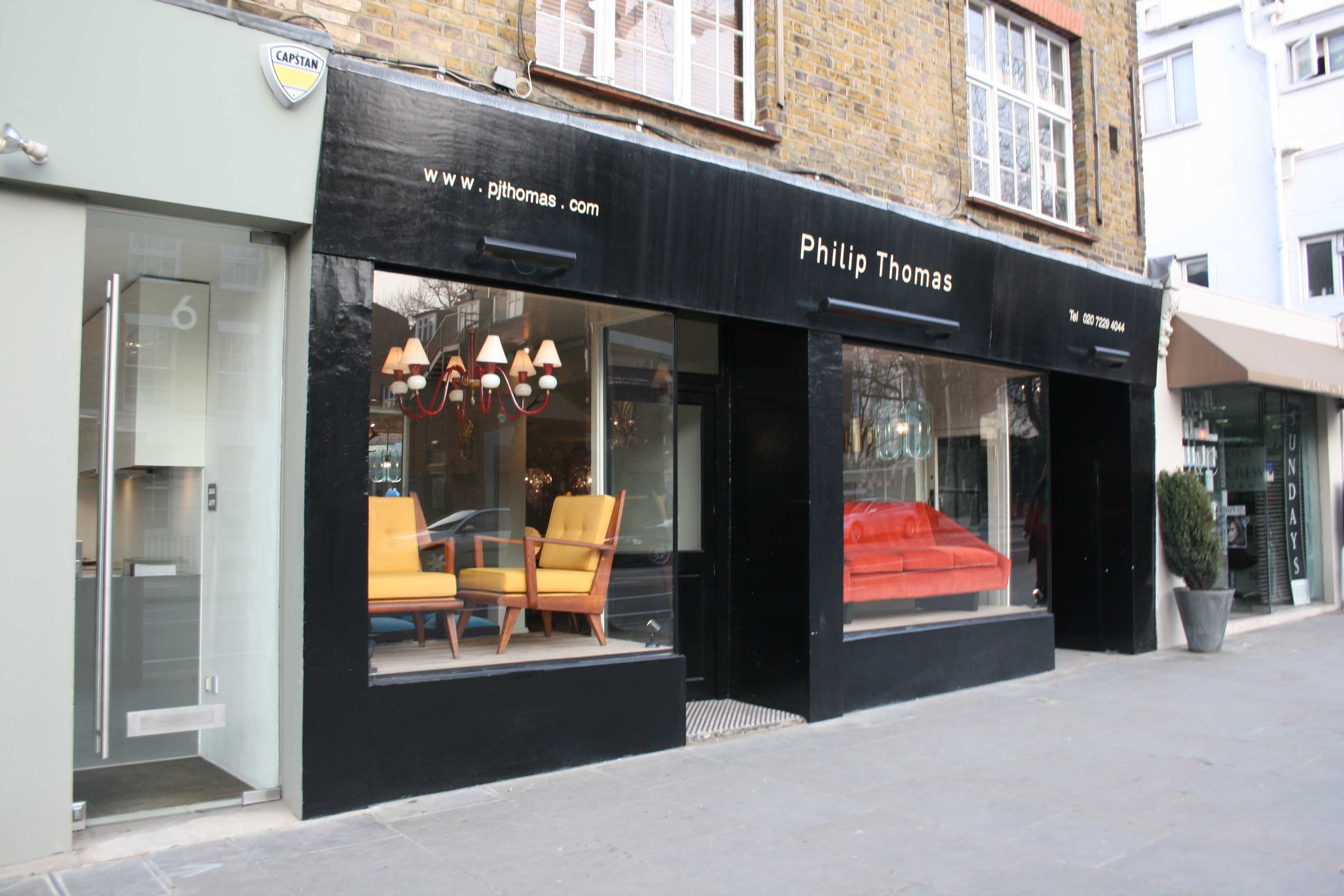 Furniture is live (London)