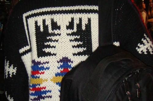 Detail wool (Madrid)