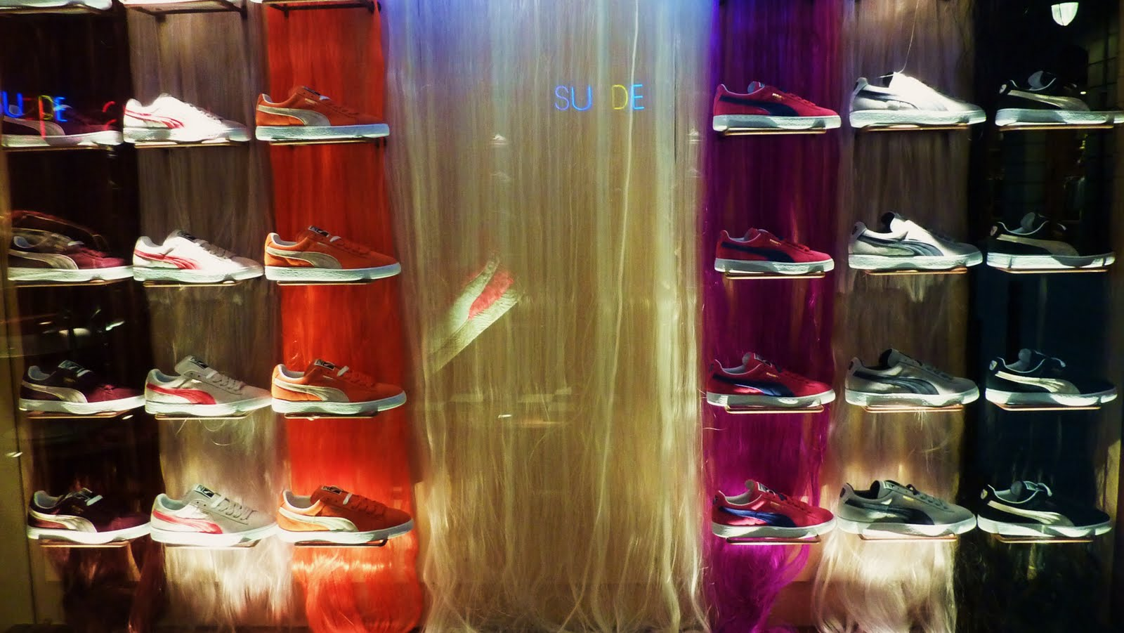 Hair shoes