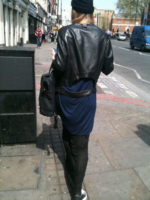 Leather in Summer (Great Eastern, London)