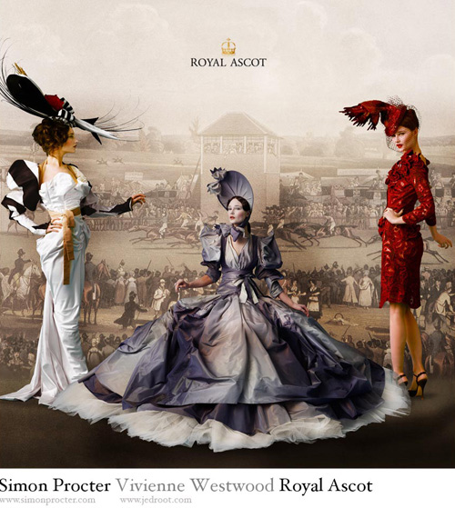 Royal Ascot by Vivienne Westwood