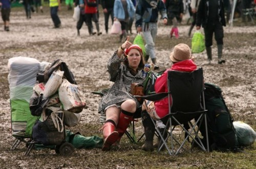 Glasto is just here!
