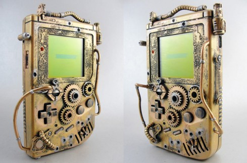 steampunk-gameboy