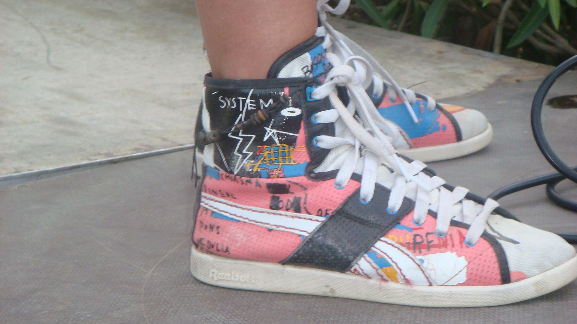 Sneakers (Faraday)