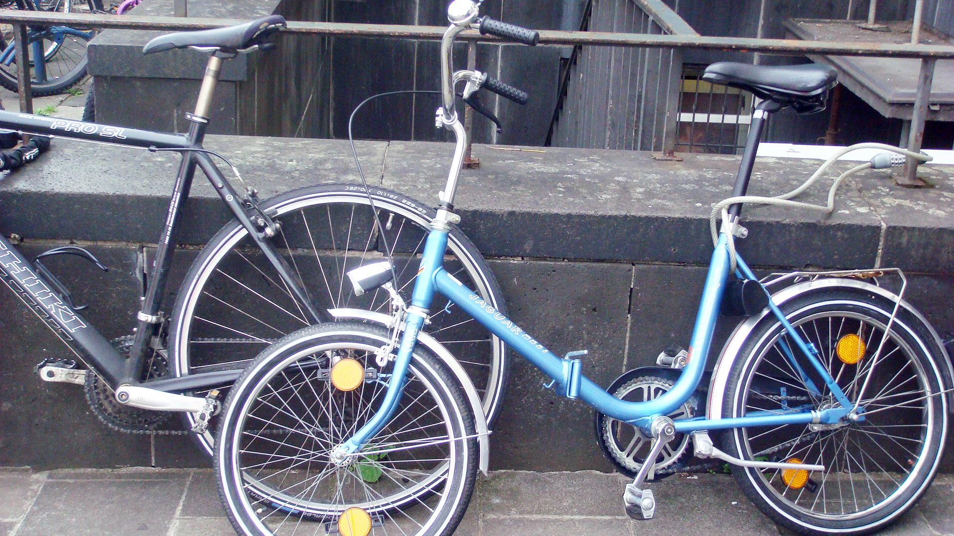Bikes (Trier, Germany)