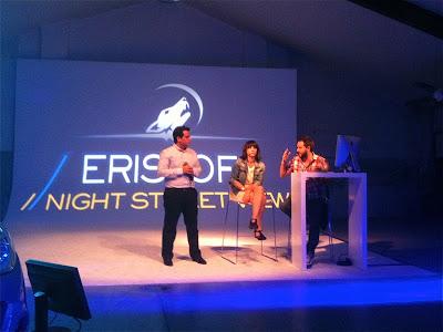 Radiografías nocturnas: Eristoff Night Street View