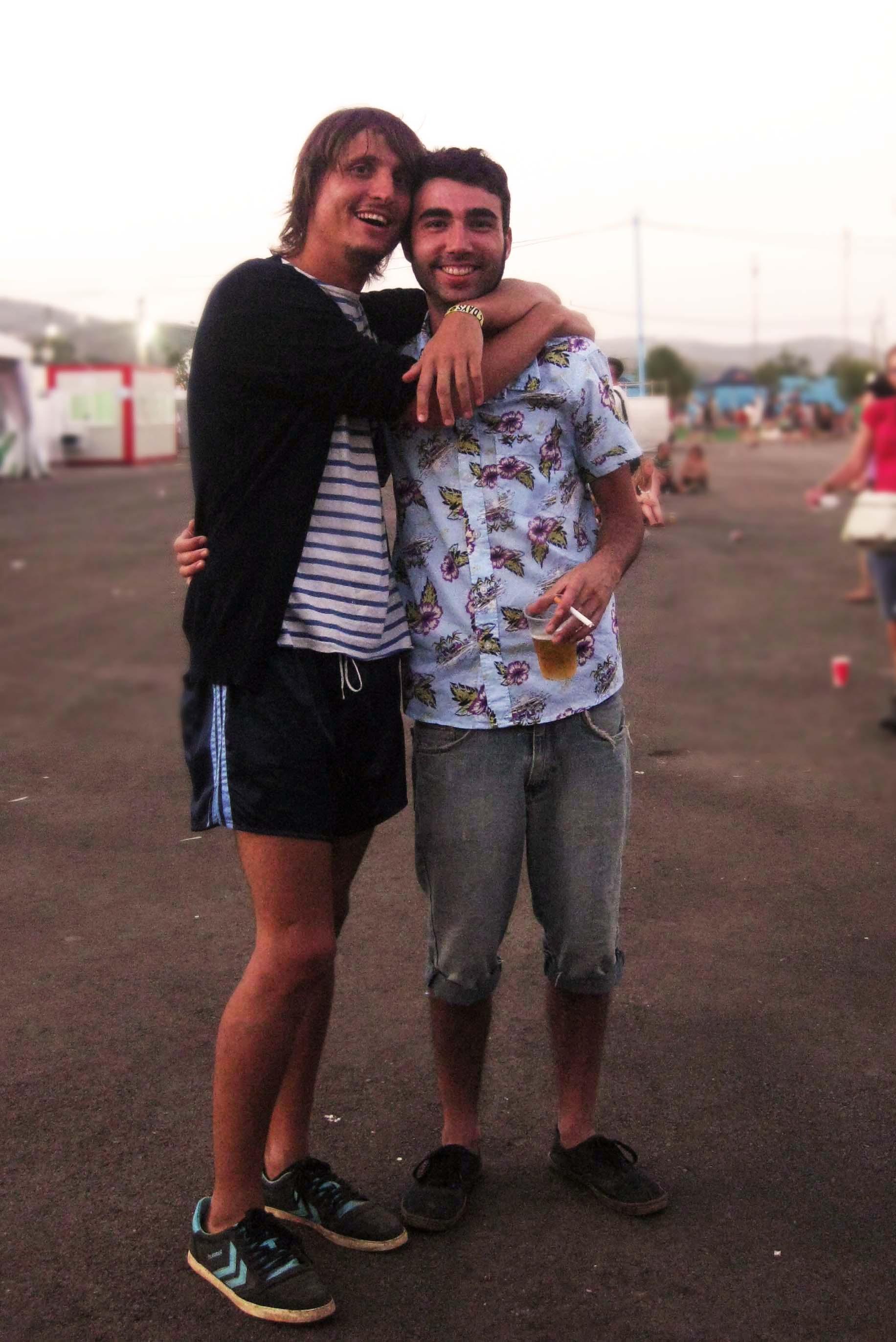 Sport hugs (FIB)