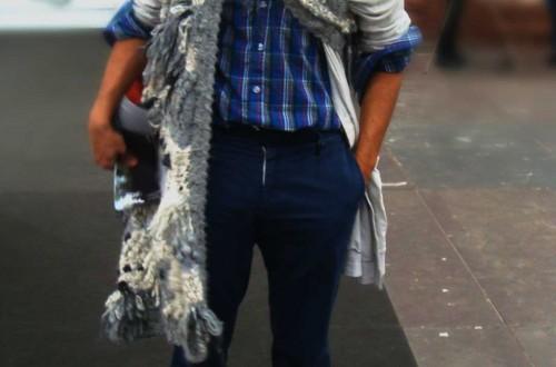Amazing scarf (London)