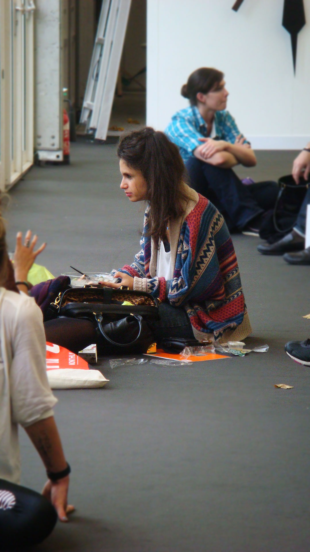 Navajo style (London)