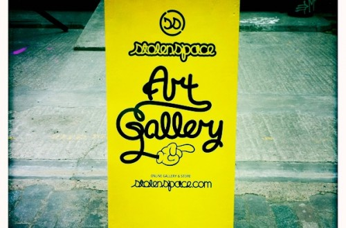 Stolenspace Gallery (Londres)