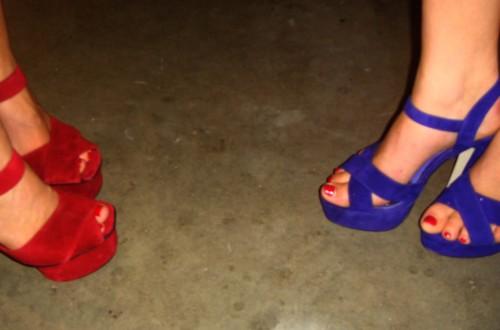Heels out (Bcn)