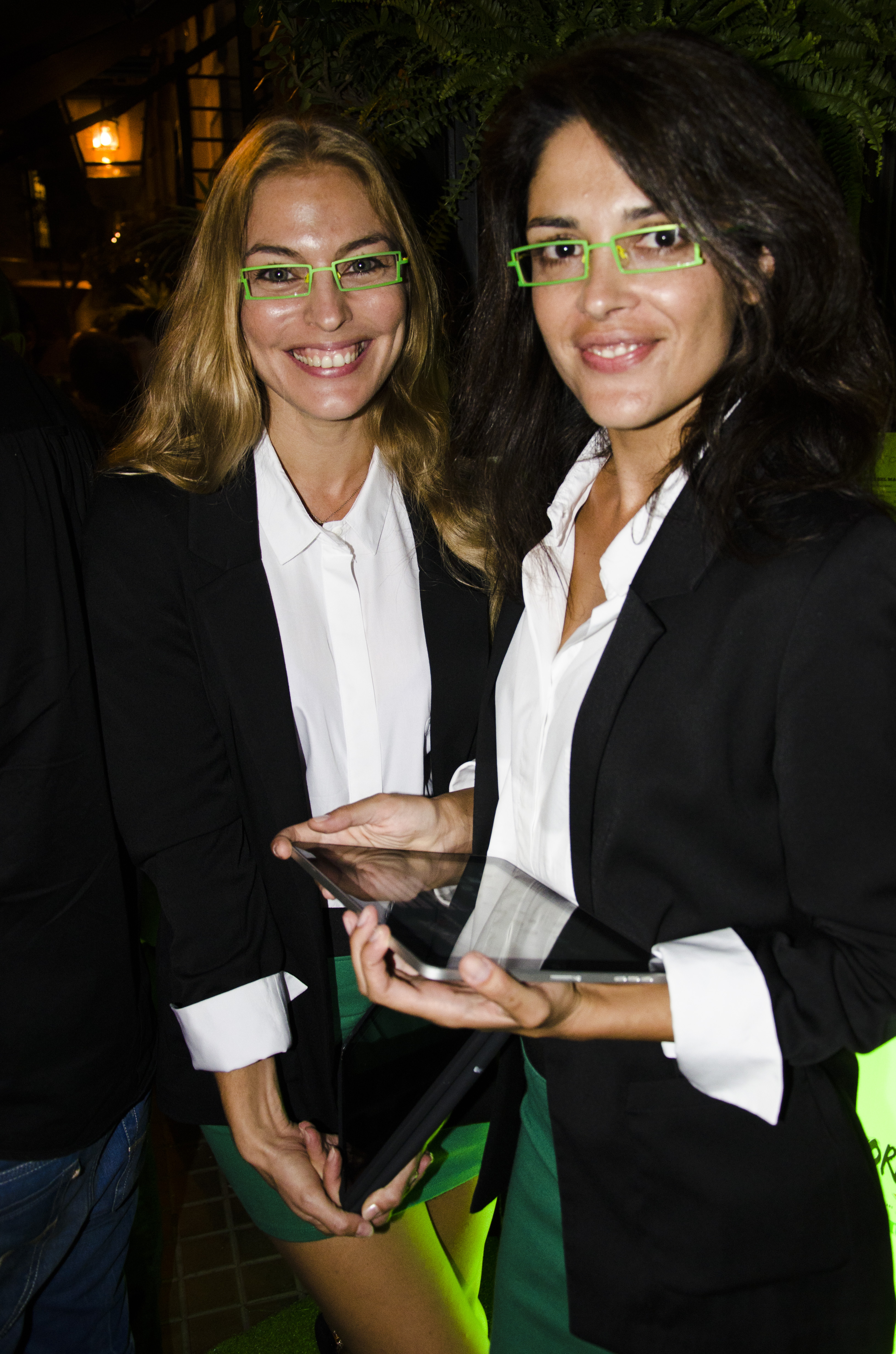 Green Glasses (Bcn)
