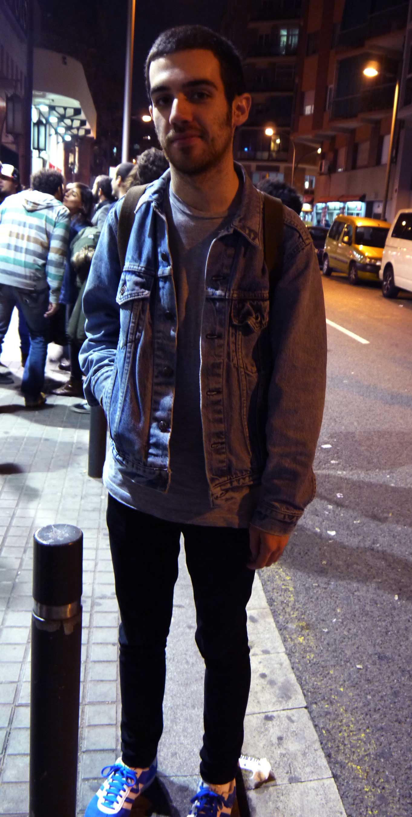 Denim cool boy James (Primavera Club)