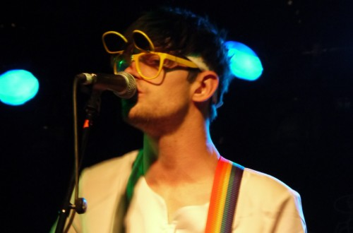 Cool double glasses (Primavera Club)