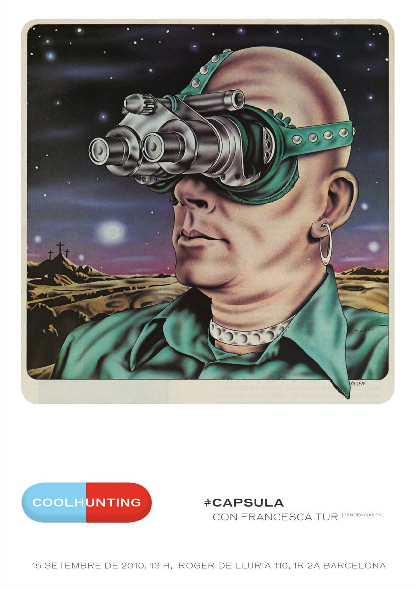 Tendencias.tv inauguró #capsula en Lunadisseny y Comuniza