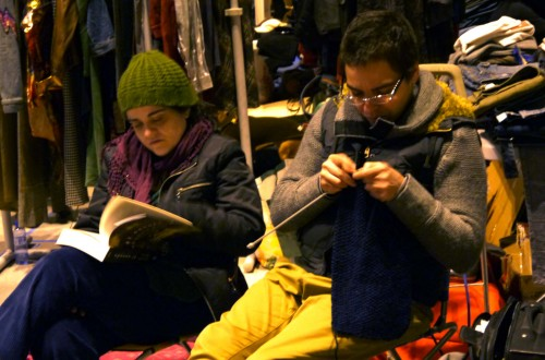 Knitting (Bcn)