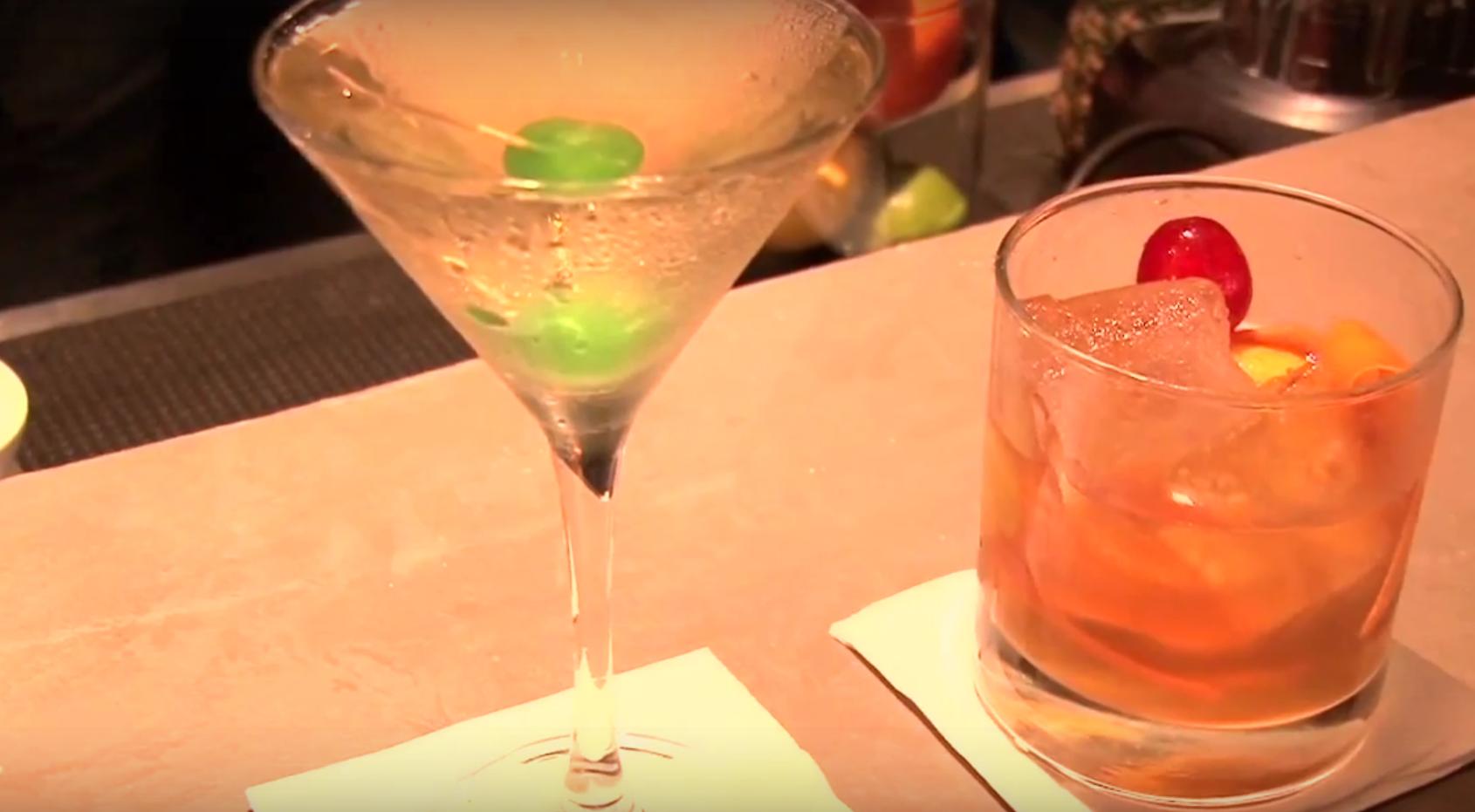 Cocktails para Lady Rebels