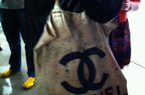 Chanel in my heart (London)