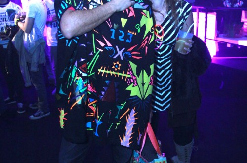 Fluor Neon Party Ron Brugal (Madrid)