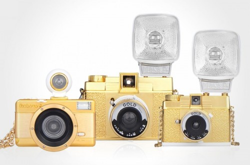 Lomography Goldedition