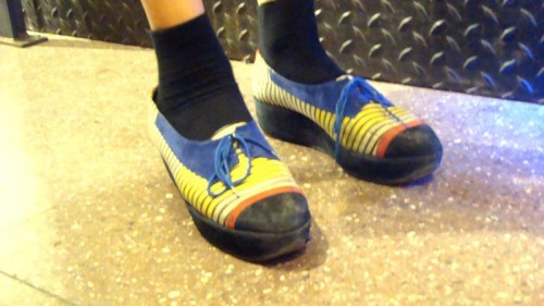 Nice shoes (Barcelona)