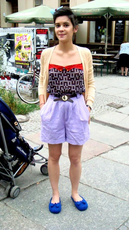 Mess around girl (Berlin)