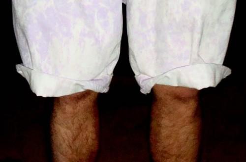 Shorts jaspeados (Primavera Sound)