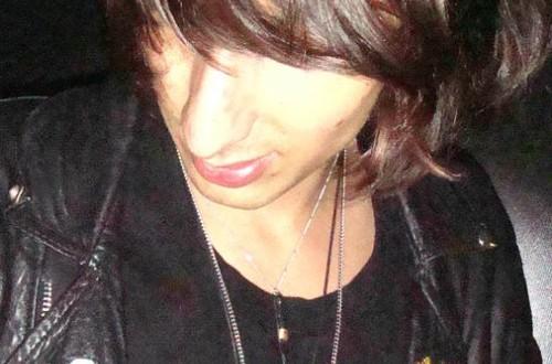 Frontman The Horrors (Primavera Sound)