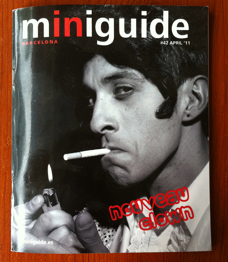 Estamos en el número impreso de Miniguide