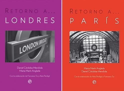 Colaboración libro Retorno a Londres y Retorno a Paris