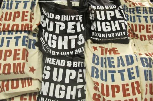 Empieza la fiesta (Bread & Butter)