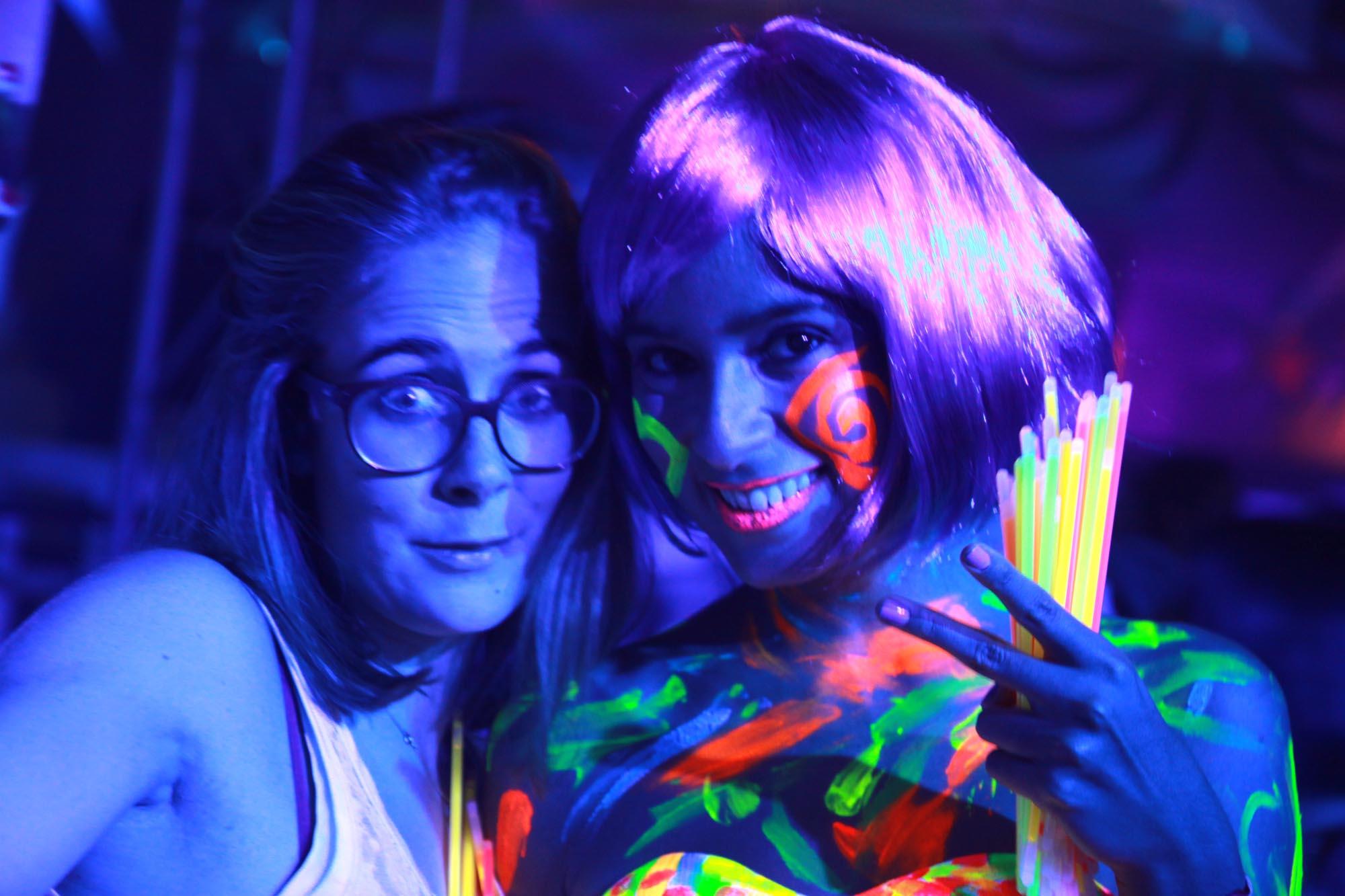 Neon da night (Madrid)
