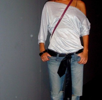 Dobladillo (Madrid Fashion week)