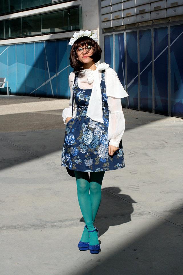Blue valentine (Cibeles Madrid)